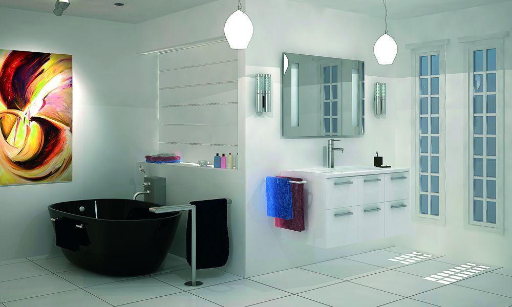 luksus-badeværelse